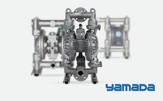 Yamada pump pumps process equipment inc yamada pump offers air operated diaphragm pumps ccuart Gallery